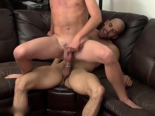 Alex and Austin fuck live