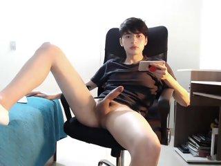 Horny Latin Gay Porn Twink Boy
