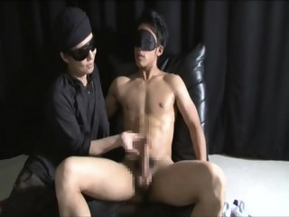Some Blindfolds And Fetish Homo Play Here
