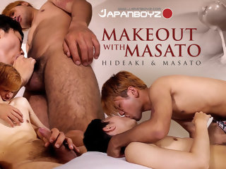 Makeout With Masato - JapanBoyz
