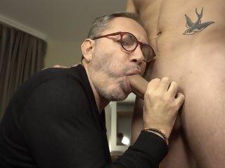 Mr BigHOLE Big Ass Gay Escort Fucked Again