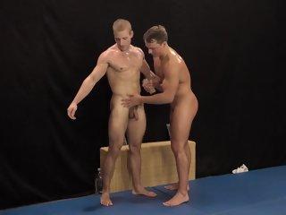 Peter Vs Filo Wrestling